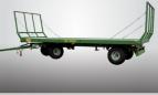 PRONAR Przyczepa  MODEL  T022M 11t