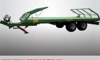PRONAR Przyczepa  MODEL T024M 13t
