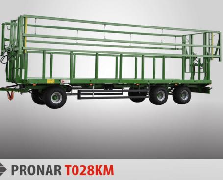 PRONAR Przyczepa  MODEL T028KM 24t