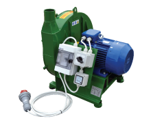 M-Rol Rozdrabniacz bijakowy ssąco – tłoczący H122/2 (18,5 kW)