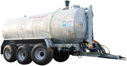 POMOT Chojna Wóz asenizacyjny 25000 L