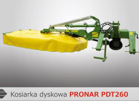 PRONAR Kosiarka dyskowa  PDT260