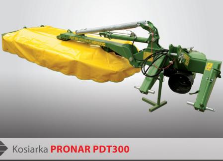 PRONAR Kosiarka dyskowa  PDT300