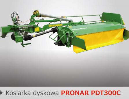 PRONAR Kosiarka dyskowa  PDT300C