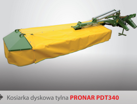 PRONAR Kosiarka dyskowa  PDT340
