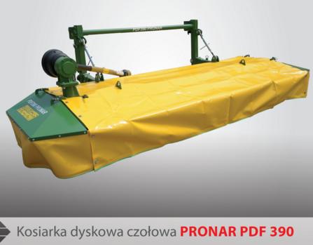 PRONAR Kosiarka dyskowa  PDF390