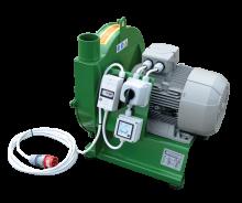M-Rol Rozdrabniacz bijakowy ssąco – tłoczący H122 ( 11 kW)