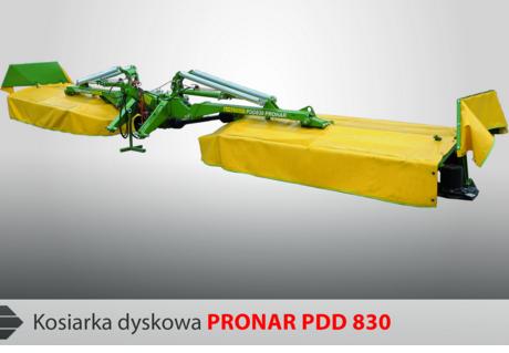 PRONAR Kosiarka dyskowa dwustronna  PDD830