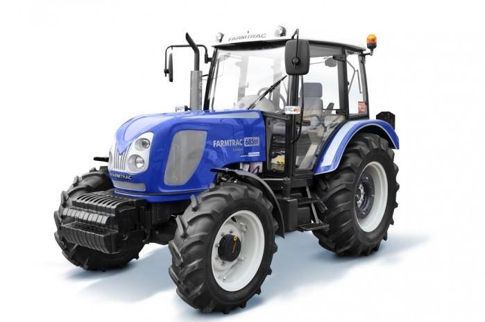 FARMTRAC 685DT (82,3KM)