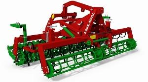 AGRO-MASZ Agregat uprawowo-siewny MODEL AS25, AS27, AS30, AS40, Szerokość  2,5-4,0m