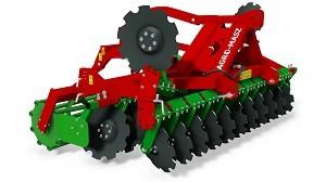 AGROMASZ Agregat talerzowy MODEL AT27, AT30, AT40 Szerokość 2,7-4,0m