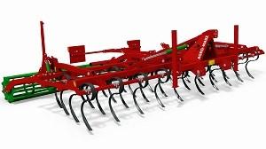 AGRO-MASZ Agregat uprawowo-podorywkowy MODEL APS3, APS4, APS4H, APS5H, APS6H Szerokość 3,0-6,0 m