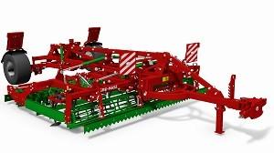 AGRO-MASZ Agregat uprawowy ciężki MODEL AUC30, AUC40H, Szerokość 3,0-4,0 m