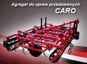 AGRO-FACTORY MODEL Caro Szerokość 2,1-6,0 m