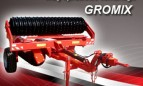 AGRO-FACTORY Wały uprawowe cambridge Gromix