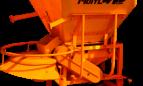 POM-Augustów Rozsiewacz nawozów Model N 031M, N 031 M/1