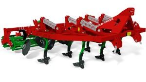 AGRO-MASZ Agregat podorywkowy z zabezpieczeniem non-stop MODEL APN21, APN26, APN30 Szerokość 2,1-3,0m