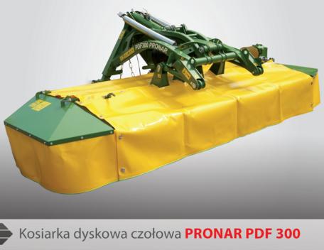 PRONAR Kosiarka dyskowa  PDF300
