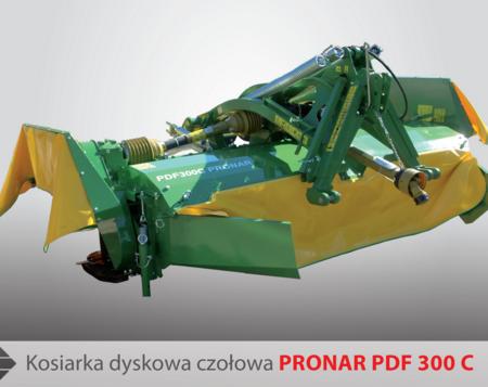 PRONAR Kosiarka dyskowa PDF300C