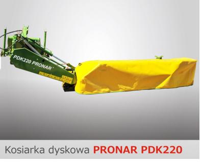 PRONAR Kosiarka dyskowa  PDK220