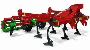 AGRO-MASZ Agregat podorywkowy plus MODEL APP21, APP26, APP30, Szerokość 2,1-3,0m