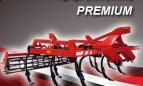 AGRO-FACTORY Agregat podorywkowy MODEL Premium Szerokość 2,2-4,7m