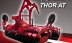 AGRO-FACTORY Agregat Talerzowy MODEL THOR AT Szerokość 2,7-4,0m
