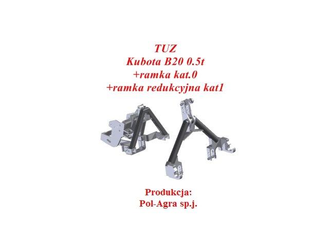 Pol-Agra TUZ-y o udźwigu 5kN