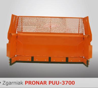 PRONAR Zgarniak MODEL PUU-3700