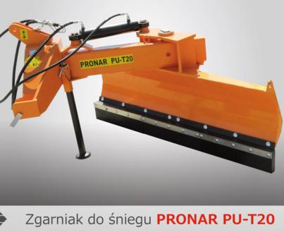 PRONAR Zgarniak uniwersalny MODEL PU-T20